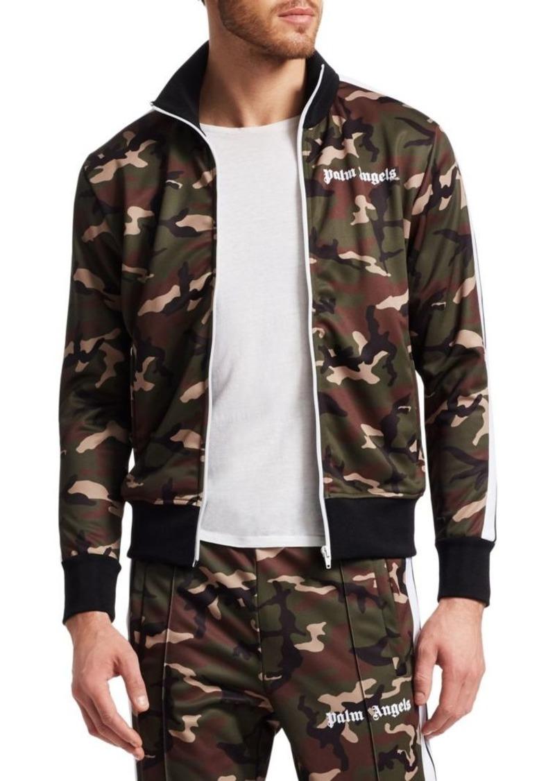 35903eba1af74 Palm Angels Classic Camouflage Track Jacket | Athletic Shirts