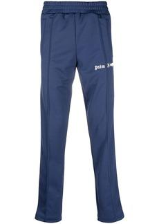 Palm Angels side-stripe straight-leg track pants