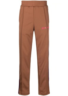 Palm Angels side-stripe track trousers