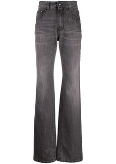 Palm Angels high-waist flared jeans