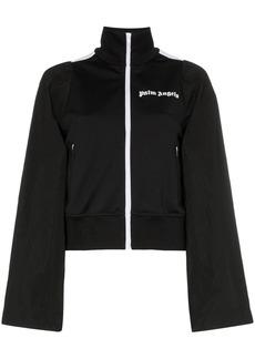 Palm Angels logo balloon track jacket