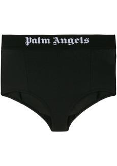 Palm Angels logo briefs