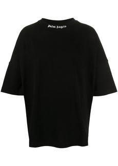 Palm Angels logo print T-shirt