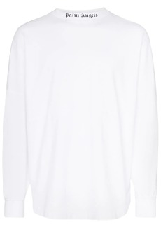 Palm Angels logo printed T-shirt
