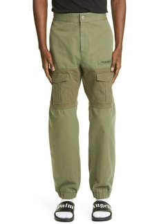 Palm Angels MILITARY CARGO PANTS