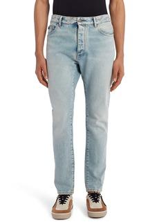 Palm Angels Back Logo Jeans