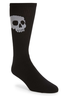Palm Angels Skull Socks