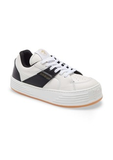 Palm Angels Snow Leather Low-Top Sneaker (Men)