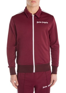 Palm Angels Point Collar Track Jacket