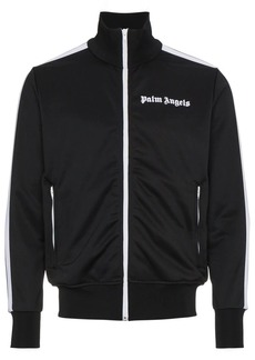 Palm Angels striped logo track jacket