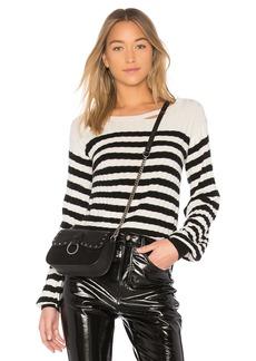 Pam & Gela Destroyed Sweater