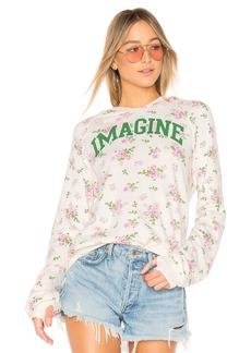 Pam & Gela Imagine Sweatshirt