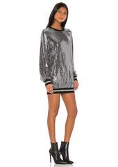 Pam & Gela Mirror Ball Slouchy Dress
