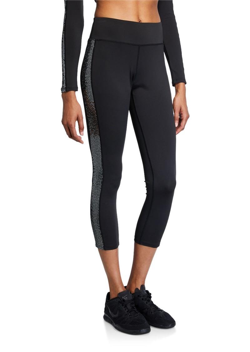 Pam & Gela Mirror Side-Stripe Legging