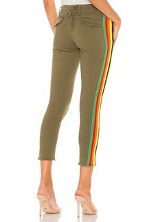 Pam & Gela Rainbow Sidestripe Twill Pant
