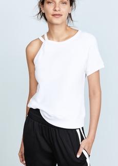 Pam & Gela Strappy Sweatshirt