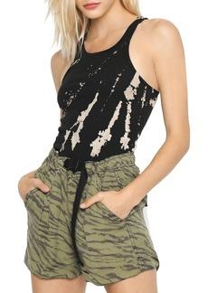 PAM & GELA Tie Dyed Skinny Tank Top