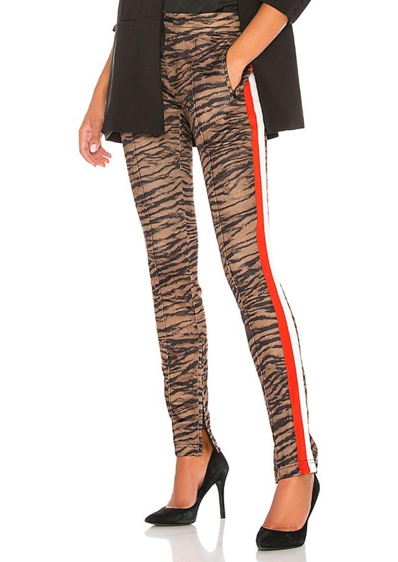 Pam & Gela Tiger Cigarette Track Pant