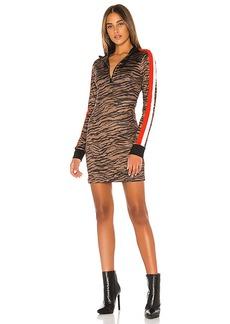 Pam & Gela Tiger Track Dress