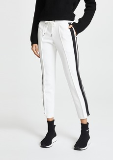 Pam & Gela Track Pants with Sport Stripes