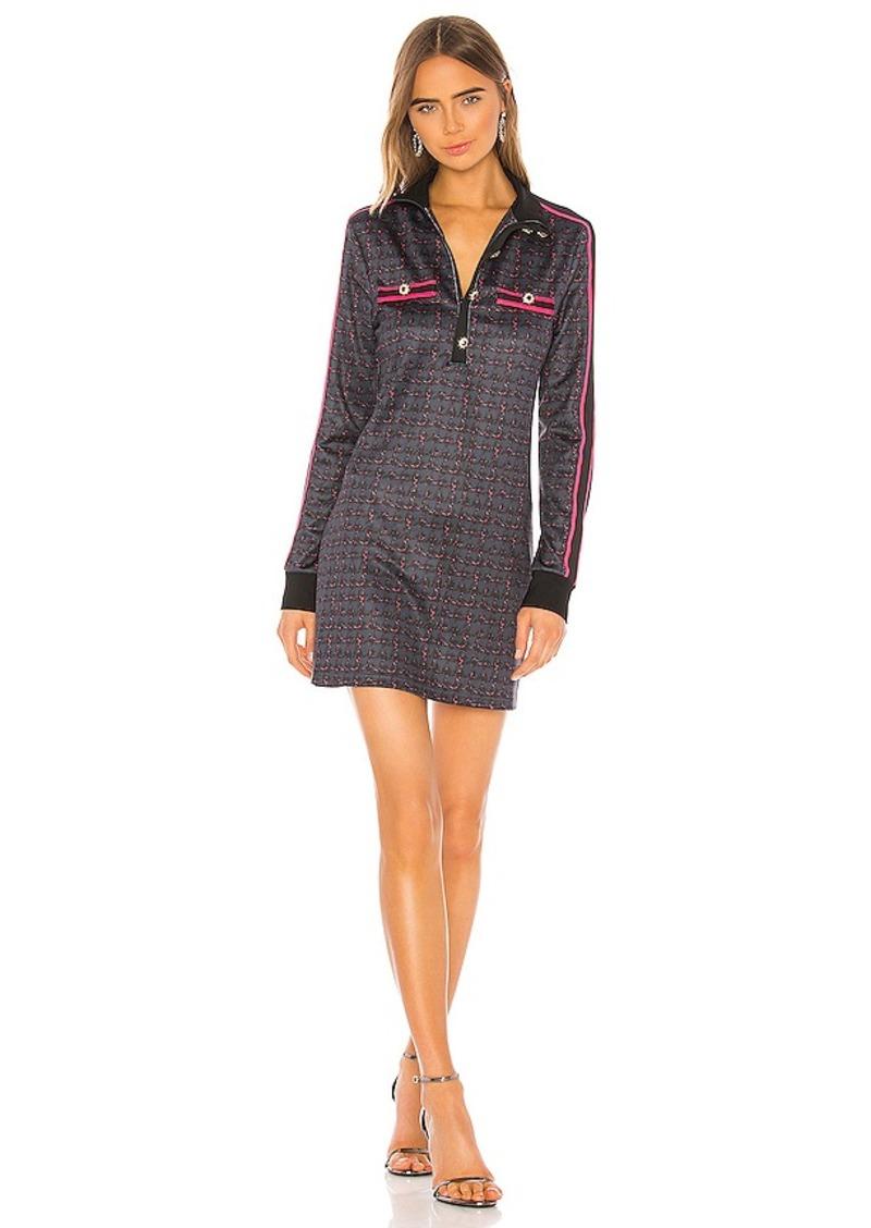 Pam & Gela Tweed Mini Dress