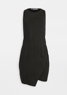 Pam & Gela U20 Tank Dress With Wrap Skirt
