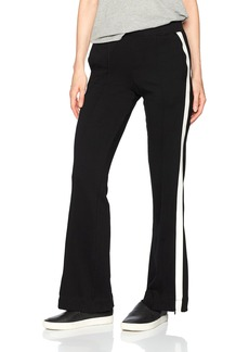 Pam & Gela Women's Wide Leg Trackpant  P