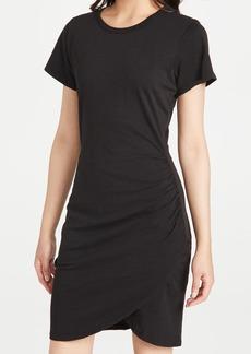 Pam & Gela Wrap Tee Dress