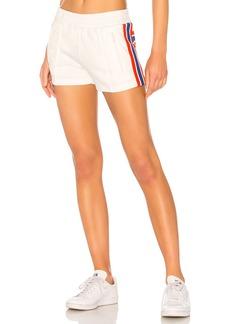 Pam & Gela Shorts With USA Stripes