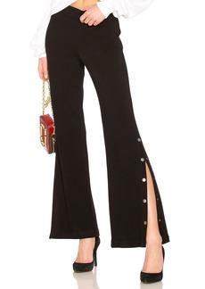 Pam & Gela Snap Wide Leg Pant