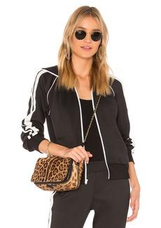 Pam & Gela Stand Collar Track Jacket