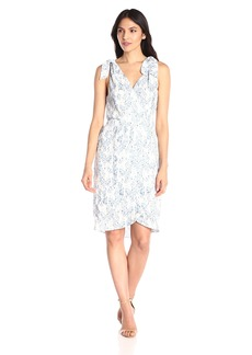Paper Crown Women's Appleton Ruffle Surplus Dress