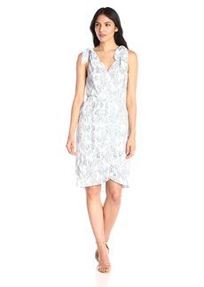 Paper Crown Women's Appleton Ruffle Surplus Dress