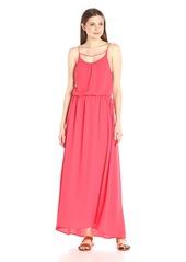 Paper Crown Women's Carlsbad Maxi Dress
