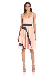 Paper Crown Women's Palm Dress  L