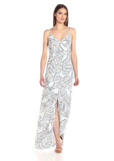 Paper Crown Women's Sequoia Maxi Dress  L