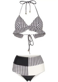 PAPER London Sunshine Cha Cha bikini set