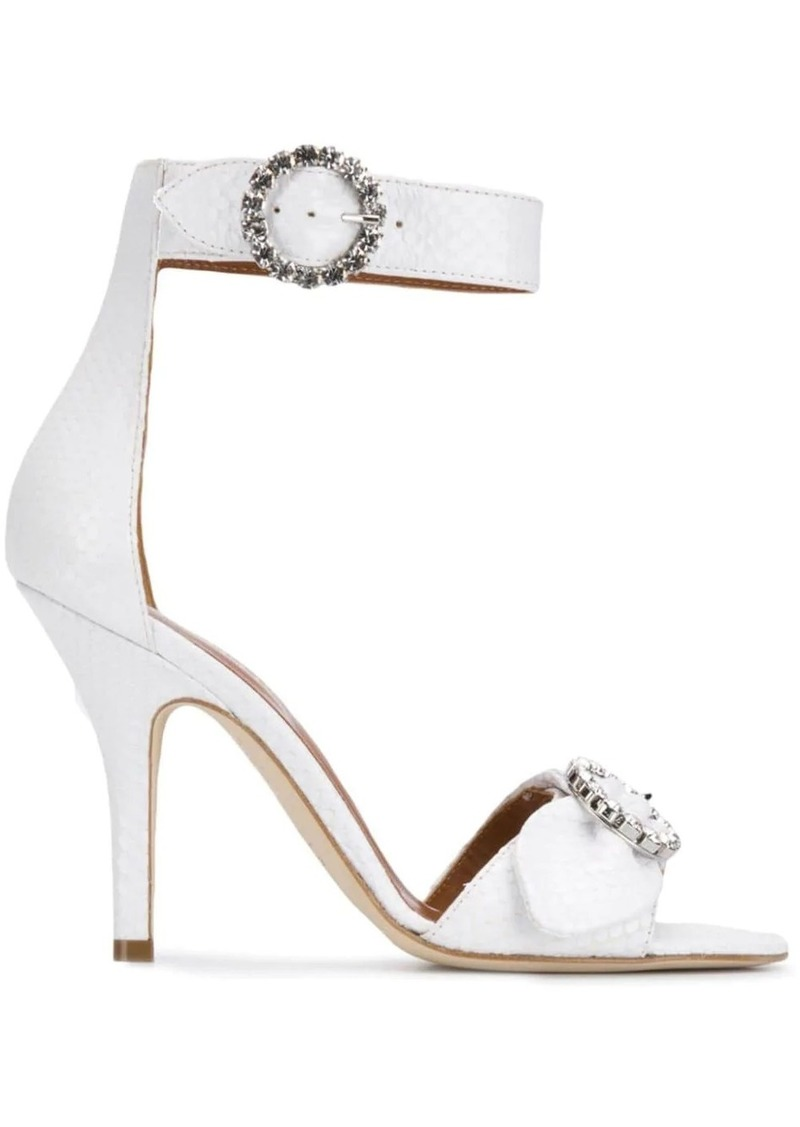 Paris Texas buckle sandals