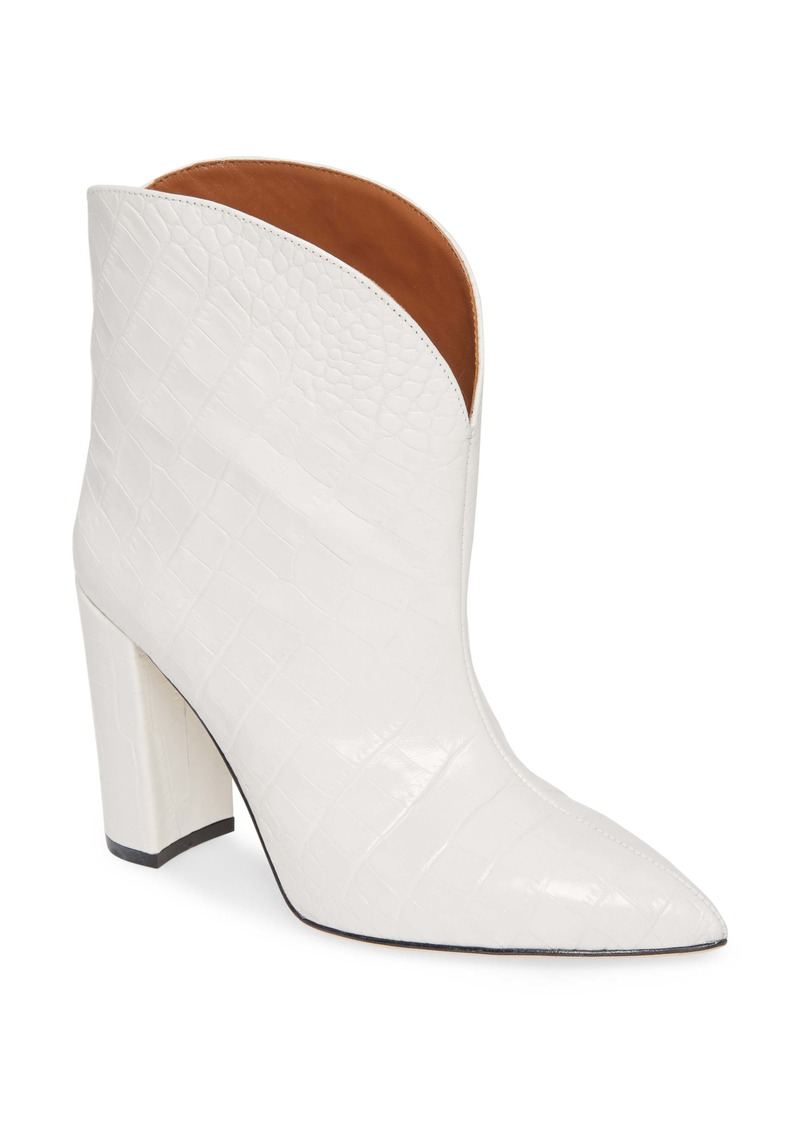 Paris Texas Ankle Bootie (Women)