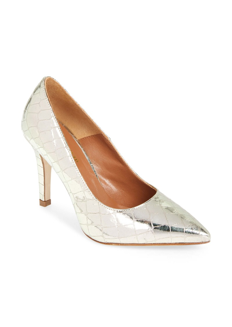 Paris Texas Coconut Metallic Pump (Women)