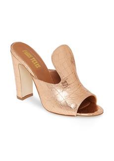 Paris Texas Ultra High Mule Slide Sandal (Women)