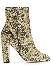 Paris Texas sequin-embellished ankle boots