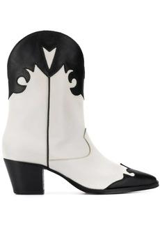 Paris Texas Texas cowboy boots