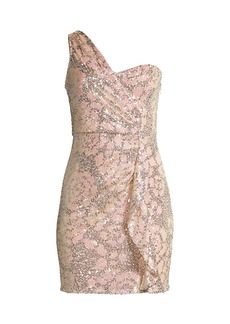 Parker Alexiana Sequin Dress