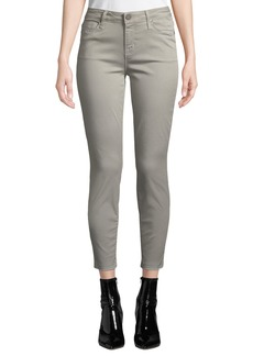 Parker Ava Mid-Rise Cropped Skinny Jeans
