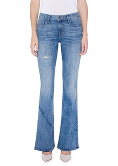 Parker Becky Boot-Cut Jeans w/ Distressing