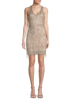 Parker Becky Embellished Dress