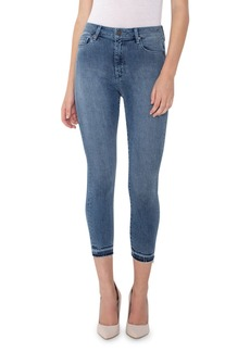 Parker Bombshell Crop Skinny Jeans