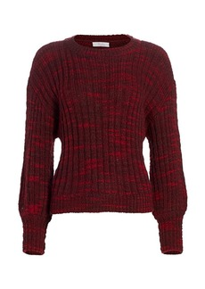 Parker Caims Ribbed Sweater