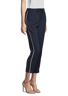 Parker Cassius Pull-On Crop Ankle Pants